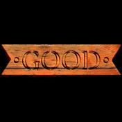 Free Spirit Elements- Wood Good