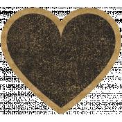 HFH Cardboard Sticker- Heart 1