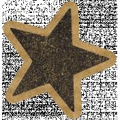 HFH Cardboard Sticker- Star 2