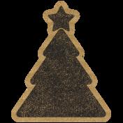HFH Cardboard Sticker- Tree