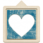 Home For The Holidays Elements- Chipboard Bubble 3