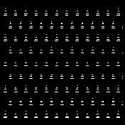 Cut Files #13- Candy Corn- 12x12 Cut File