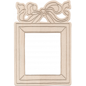 Treasured Elements- Chipboard Frame
