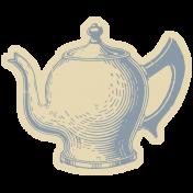 Tea & Toast Elements Kit- Print Sticker 8