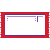 Build Your Basics Tickets Kit- Ticket 6