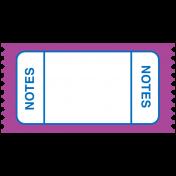 Build Your Basics Tickets Kit- Ticket 31