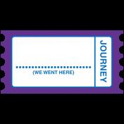 Build Your Basics Tickets Kit- Ticket 33