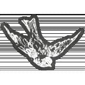Fresh Elements Kit- Chalk Bird