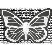 Fresh Elements Kit- Chalk Butterfly