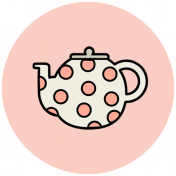 A Mug & A Book Elements- Circle 7