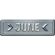 Build Your Basics Metal Signs Kit- June