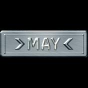 Build Your Basics Metal Signs Kit- May