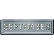 Build Your Basics Metal Signs Kit- September