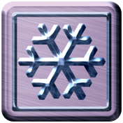 Build Your Basics Metal Signs Kit- Snowflake