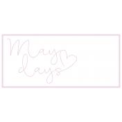 The Good Life- May Elements- Tag 4