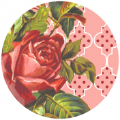 Seriously Floral #2 Elements Kit- Circle 5