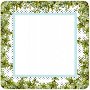 Seriously Floral #2 Elements Kit- Frame 6