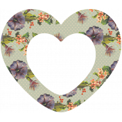 Seriously Floral #2 Elements Kit- Print Heart 5