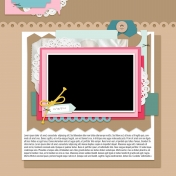 Layout Templates Kit #34 - Template A