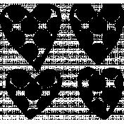 Cut Files #19- Hearts Dots