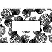 Rememberance Pocket Cards Kit- Card 01 4x6