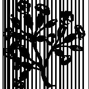 Flower Stamp 03