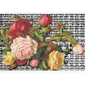 Rememberance Elements Kit- Watercolor Roses