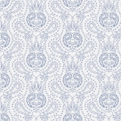 Go West-Papers Kit #1-Paper Paisley Outline 01