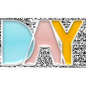 The Good Life July Elements- Enamel Day