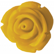 The Good Life July Elements- Flower 4 Yellow