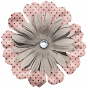 The Good Life July Elements- Flower 7 Tan