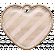 The Good Life July Elements- Heart Brad 1