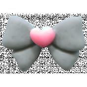 Go West-Elements-Bow Button