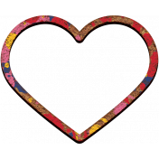 Go West Mini Kit- Painted Heart 2