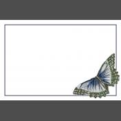 Cozy Kitchen Pocket Cards- Card 04 4x6