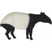 The Good Life Sept Elements- Tapir