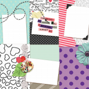 Pocket Quick Pages Kit #2- Quick Page 01b