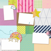 Pocket Quick Pages Kit #2- Quick Page 04b