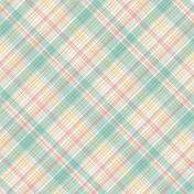 The Good Life-October- Papers- Paper Plaid
