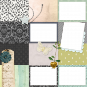 Pocket Quick Pages Kit #3- Quick page 01a