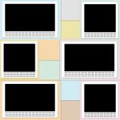 Pocket Templates Kit #3 Redone- Template 3