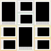 Pocket Templates Kit #2 Redone- Template 6