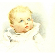 Vintage Images- Baby #2- Baby Ephemera 1