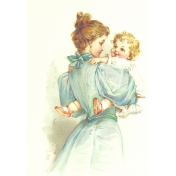 Vintage Images- Baby #2- Baby Ephemera 2