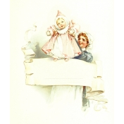 Vintage Images- Baby #2- Baby Ephemera 6