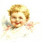 Vintage Images- Baby #2- Baby Ephemera 8