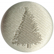 The Good Life- December Elements- Button 4