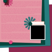 Layout Templates Kit #40- Template C