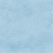 Desert Spring Solid Paper Blue 1