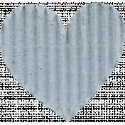 The Good Life: February Elements- Cardboard Heart